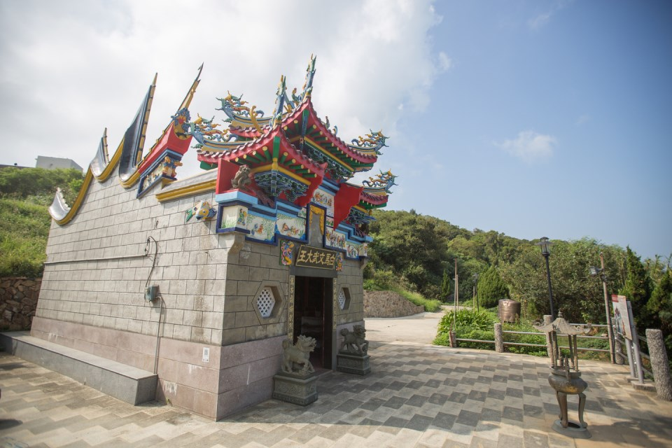 Gods of the White Horse Temple
